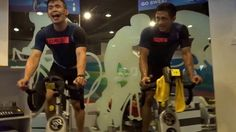 Lesmills Sprint 1 track 4 - EKO & ANDRE - GOLD GYM INDONESIA
