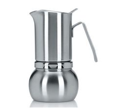 Stella Coffee Maker - A sleek, stainless steel coffee maker would make a great addition to your kitchen utensils. This coffee maker can give you fresh coffee in less time. Single Coffee Maker, One Cup Coffee Maker, Coffee Maker Reviews, Coffee Brewer, Best Espresso Machine, Espresso Maker, Stainless Steel Coffee Maker, Coffee Industry, Coffee Accessories