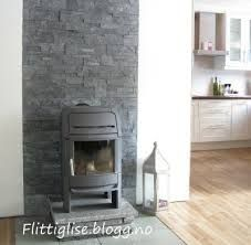 fasadestein innendørs - Google-søk Decor, Wood, Wood Stove, Home Decor, Home Appliances, Fireplace