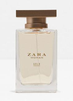 Zara Woman Gold Zara perfume - a new fragrance for women 2016