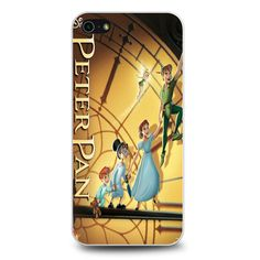 Disney Peter Pan Clock iPhone 5[S] Case