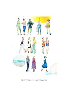 Refinery29 Shops: Samantha Hahn-Grouped Product-Limited Edition Print