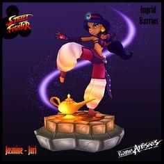 "Disney Street Fighters "" de gameartisans on Behance"