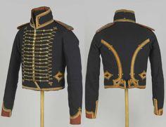 황실 근위대 해군의 군복