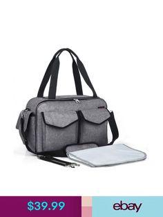 061a95f51e38 Large capacity Baby Nappy Diaper Bag Multi-function Tote Handbag Set For  Mummy
