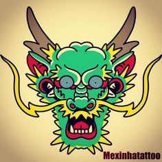 #headmexinhatattoo #mexinhatattoo #traditionaltattoo #oldschooltattoo #vectormex