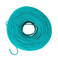 DIY Pendant Cord in Bulk - Turquoise from Color Cord Company