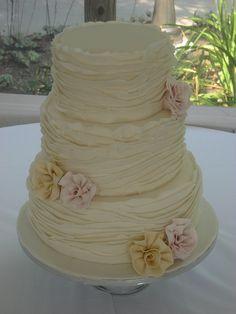 Wedding cake: Fannie
