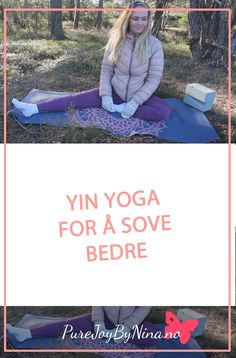 Yin Yoga For Å Sove Bedre - Yin Yoga For Nybegynnere  #yinyogaforåsove #yinyoga #yinyogaforåsovebedre #purejoybynina Self Development, Personal Development, Generalized Anxiety Disorder, Stop Worrying, Yin Yoga, Negative Thoughts, How To Better Yourself, Self Help, Self Love