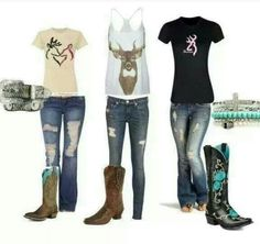 A fashion look from May 2013 featuring Full Tilt tops, Forever 21 jeans and rag & bone jeans. Browse and shop related looks. Country Girl Outfits, Country Wear, Country Girl Style, Country Fashion, Country Girls, My Style, Country Life, Southern Style, Southern Outfits