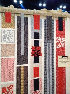 Free quilt pattern available using these gorgeous fabrics! Click on the picture to download. I love Lonni Rossi's fabrics.