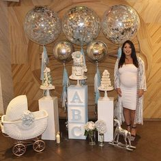 Elegant Tea Time (@elegant_tea_time) • Instagram photos and videos Baby Shower Images, Baby Shower Themes, Shower Ideas, Balloon Arch, Balloons, New Business Ideas, Welcome To The Party, Gold Table, Up Styles