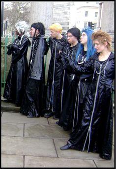 Kingdom Hearts - Loyals by `tealpirate on deviantART