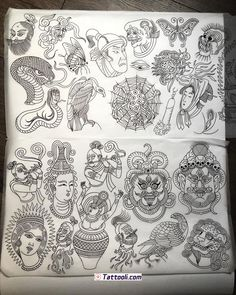 I quite simply am keen on the color styles, lines, and fine detail. This really is a fantastic concept if you really want a Asian Tattoos, Girl Tattoos, Japanese Dragon, Japanese Art, Flash Design, Japan Tattoo, Tattoo Flash Art, Oriental, Tattoo Studio