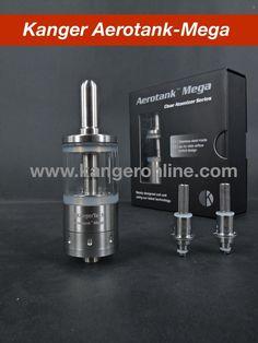 Kanger Aerotank-Mega clearomizer – KangerTech