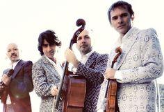 ''Mediterraneo Sonoro'' musiche del quartetto d'archi 4OR Solis che si esibirà venerdì 16 maggio 2014 a #Molfetta (Ba).
