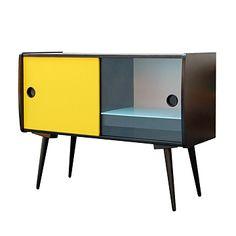 novoretro Cupboard, Cabinet, Design Festival, Color Yellow, Storage, Wood, Fashion Design, Furniture, Glass