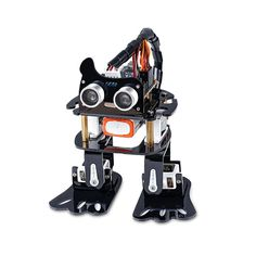SunFounder DIY Robot Kit- Sloth Learning Kit Programmable Dancing Robot Kit For Arduino Nano Electronic Toy – Atsushi Takachiho – technologie Rc Robot, Robot Kits, Smart Robot, Sierra Leone, Ghana, Goods And Service Tax, Goods And Services, Seychelles, Robot Mobile