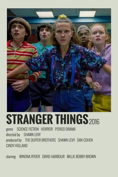 Alternative Minimalist Movie/Show Polaroid Poster - Stranger Things - Iconic Movie Posters, Minimal Movie Posters, Minimal Poster, Iconic Movies, Iconic Movie Characters, Film Polaroid, Poster Print, Poster Wall, Poster Stranger Things