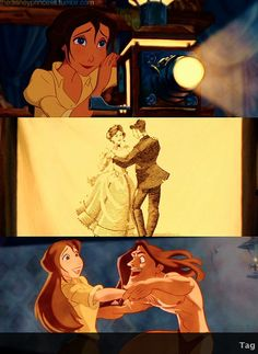 Tarzan and Jane :)