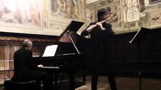 Oh my! #FluteLove #FlautistLove Sergio Zampetti, flauto Claudio Zampetti, pianoforte Schubert/Böhm: Ständchen (Serenade) @youtube.