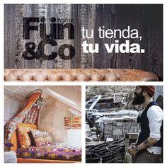 Tu vida, tus sueños... ...tu tienda FUN&Co.
