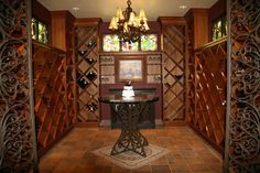 Paradise Landing Restaurant wine Room