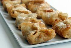 Ginger-Seitan Dumplings