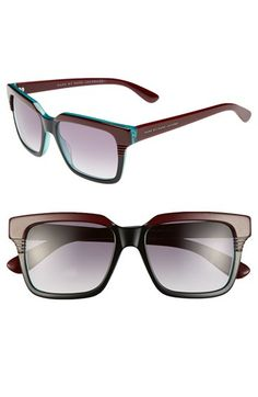 30b9a7d0a5b MARC BY MARC JACOBS 53mm Polarized Sunglasses available at  Nordstrom  Stylish Sunglasses