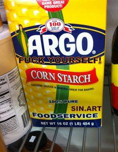 I'm doing my own meme's :) Movie: Argo