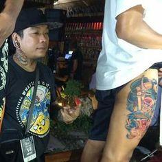 #boracaytattooartist  #boracaytattooshop #tattooph #tattooboracay #ink #inklife  #tattoo #tattoolife #instatattoo #tattedup #jocher…