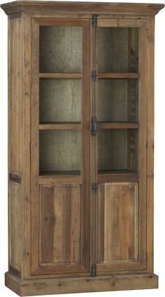 Bedford Tall Cabinet in Storage Cabinets | Crate and Barrel