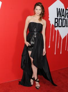 Analeigh Tipton at event of Warm Bodies