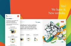 Vision Trust Website on Behance