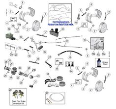 Transmission Borg-Warner SR4 Exploded View Diagram The