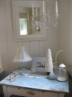 Cottage Flair: Shabby Chic Decorating