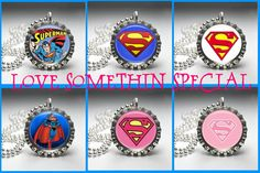 super hero favor