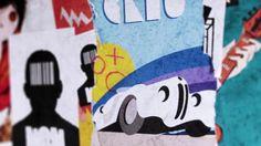 #Clip #CitronBien en #animation #Papier découpé #street #art #stopmotion  #Melissmell #discograph