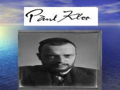 Projecte pintors: Paul Klee