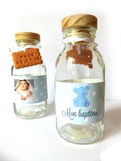 Pour faire un joli candy-bar ou une sweet-table ! Cette mini-bouteille de lait est le détail qui fera toute la différence :)