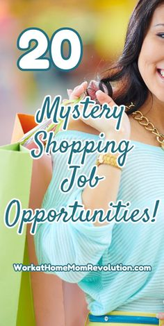 This is a list of 20 companies that hire home-based mystery shoppers in the U. Also, tips on getting started with mystery shopping. It's a great way to bring in extra money! Ways To Earn Money, Earn Money From Home, Earn Money Online, Online Jobs, Way To Make Money, Money Tips, Best Home Business, Home Based Business, Business Design