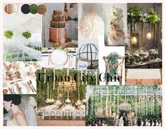 Urban Modern Chic at The Hollywood Schoolhouse at Weddings in Woodinville 2016