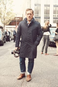 Scott Schuman-Street Style/Fashion Photographer/Blogger