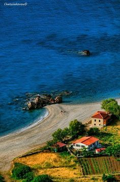 Potami, Samos island, Greece