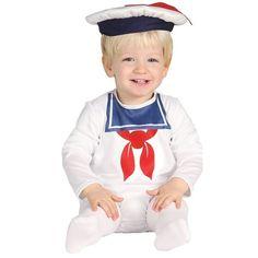 Matrozenpak voor baby's #matroos #matrozenpak #baby #peuter