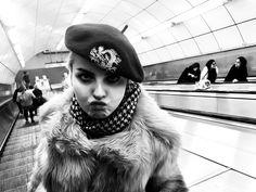 @katgordesign girl, hat, tube