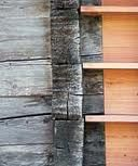 wood to wood, Peter Zumthor