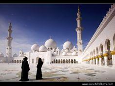 Shikhe Zayed Bin Sultan Al Nahyan Mosque, Abu Dhabi