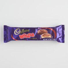 Cadbury Wispa Cookies @ WMkt