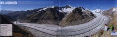 https://flic.kr/p/SkcmpX | Aletschgletscher - Feel Free, Das Befreiendste naturerlebnis der Alpen, Grösster Gletscher der Alpen; 2016_2, Wallis / Valais, Switzerland